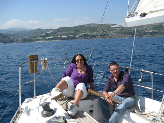 Cinzia e Carlo