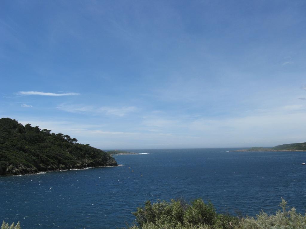 La baia di Port Cros