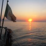 alba davanti a Nizza